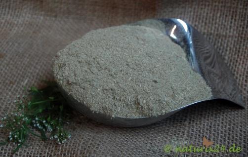 Naturix24 Hirtentäschelkraut gemahlen 50 g