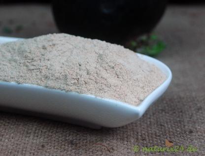 Naturix24 Schwarzrettich gemahlen 100 g - Vorschau