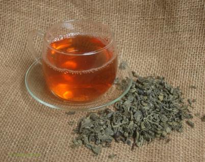 Naturix24 Grüner Tee Gunpowder 50 g