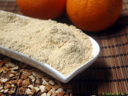 Naturix24 Orangenschalen gemahlen 1 kg