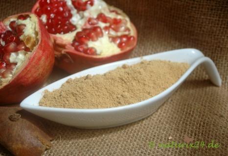Naturix24 Granatapfelschalen gemahlen 500 g