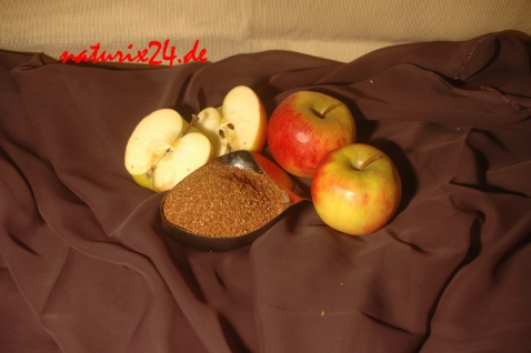 Naturix24 Apfel fein geschnitten 1 kg