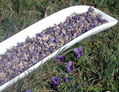 Naturix24 Veilchenblüten ganz 500 g