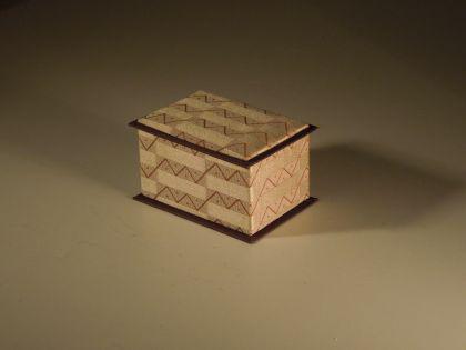 Geschenkbox Schmuck, Konfekt, Münzen