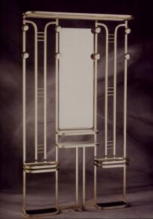 Wandgarderobe Art Deco