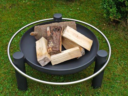 libatherm feuerschale 0 euro versandkosten feuerschale 60 cm durchm 5 5 mm materialst rke. Black Bedroom Furniture Sets. Home Design Ideas
