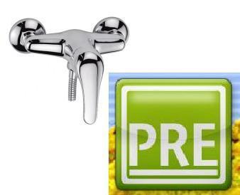 NEU Mischer Thermostat für Dusche Badezimmer Gäste