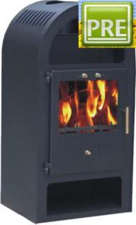 NEU Kaminofen 6 kW mit Abgasset für Heim und Haus, Wohnung, Deele, Flur