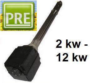 Elektroheizstab 2 KW 230 Volt für Alle Speicher