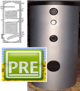 Neuer Solarspeicher ab 200 Liter emailliert 2 WT