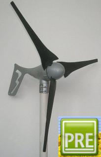 NEU Windenergie Windgenerator 400 Watt 12 Volt - Vorschau 2