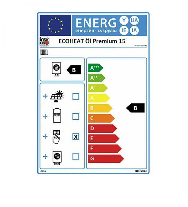 1A TOP Öl Brennwert Heizung 15 kW Oel Heizung Heizkessel von ...