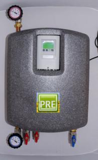 NEU Frischwasserstation 40L/min für Pufferspeicher