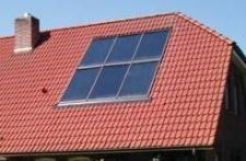 Neu Solaranlage InDach 12, 42m² für Pufferspeicher