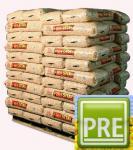 HolzPellets DINplus 2 Paletten=132 Säcke Pellets H