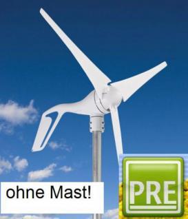 NEU Windenergie Windgenerator 400 Watt 12 Volt
