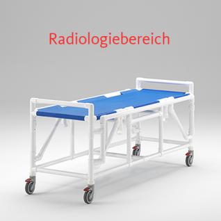 MRT Liege Radiologie taugliches Produkt absenkbaren Seitenschutzlehnen - Vorschau 3