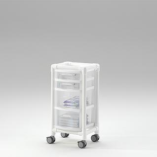 Stationswagen Pflegewagen Kleinteile RCN; als MRT Produkt auch im Shop