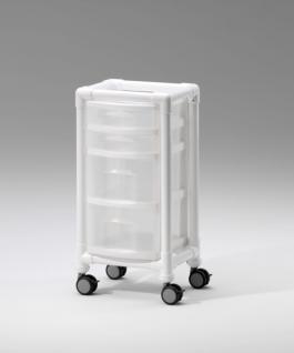 Stationswagen Pflegewagen Kleinteile RCN; als MRT Produkt auch im Shop - Vorschau 1