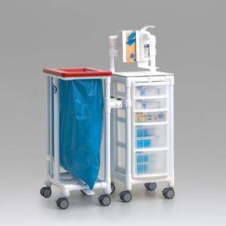 Stationswagen Hygienewagen Kleinteile RCN - Vorschau 2