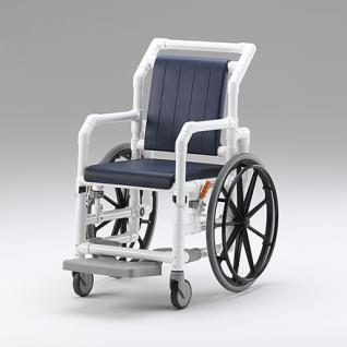 Rollstuhl für Selbstfahrer, Duschrollstuhl, Profi-Stuhl