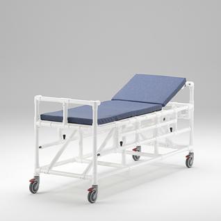 MRT Liege Radiologie taugliches Produkt absenkbare Seitenschutzlehnen - Vorschau 5