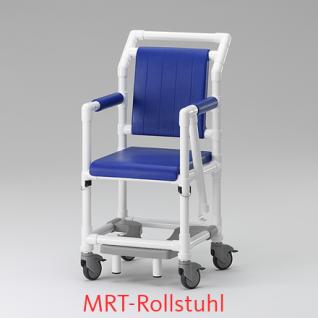 MRT Rollstuhl, Radiologie, Duschrollstuhl, Profi-Stuhl - Vorschau 2