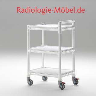 MRT Stationswagen Pflegewagen Radiologie Möbel