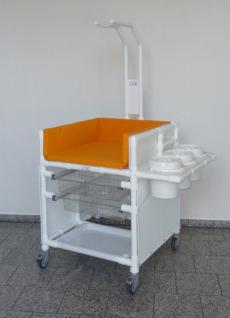 Klinik: WK5 rollbare Wickelkommode Wickeltisch RCN - Vorschau 2