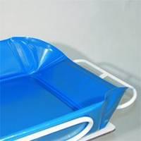 Hydraul. Duschwagen kippbar ERSCHÜTTERUNGSARM höhenverstellbare Duschliege - Vorschau 4