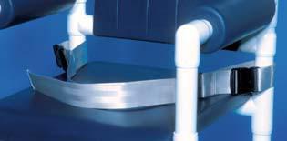 Duschrollstuhl Mini für kleine Menschen und Kinder Profi-Duschstuhl - Vorschau 2