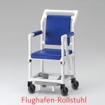 MRT Rollstuhl, Radiologie, Flughafen, Profi-Duschstuhl