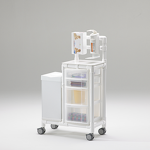 Stationswagen Hygienewagen Kleinteile RCN; als MRT Produkt auch im Shop