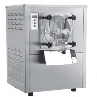 Profi Table Eismaschine Alava mit LED Anzeige 1200 W