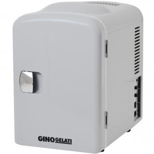 4 Liter Mini Kühlschrank Warmhaltebox 12V + 220V Kühlbox