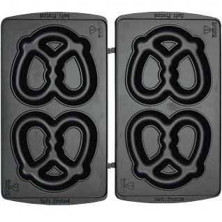 Soft Brezel Platten für Chef Maker SM-1300W