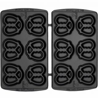 Mini Soft Brezel Platten für Chef Maker SM-1300W