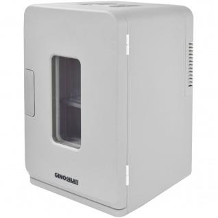 15 Liter Digitaler Mini Kühlschrank Warmhaltebox 12V + 220V