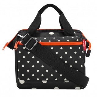 reisenthel allrounder cross mixed dots 4 L - crossbodybag gepunktet - dots