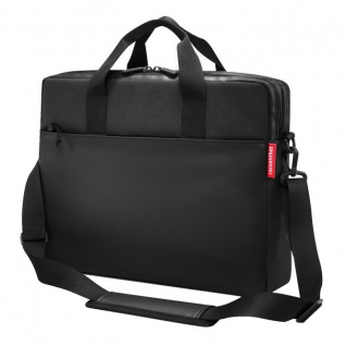 reisenthel workbag canvas black 13 Liter - Aktentasche schwarz - schwarz