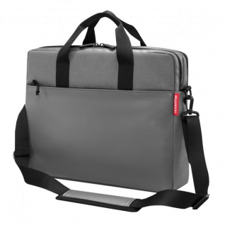 reisenthel workbag canvas grey 13 Liter - Aktentasche grau - grau