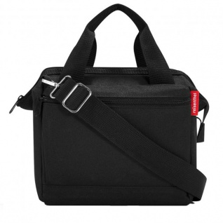 reisenthel allrounder cross black 4 L - crossbodybag schwarz - schwarz