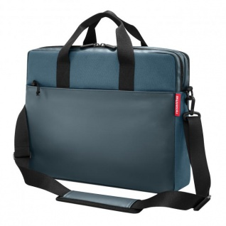 reisenthel workbag canvas blue 13 Liter - Aktentasche blau - blau