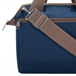 reisenthel allrounder cross dark blue 4 L - crossbodybag dunkelblau - blau - Vorschau 3