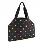reisenthel changebag 2 in 1 Shopper + Schultertasche 15 L/35 L ? dots Polyester - dots