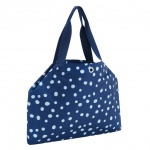 reisenthel changebag 2 in 1 Shopper + Schultertasche 15 L/35 L ? spots navy - spots navy