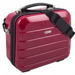 Beauty Case London 12 L Kosmetikkoffer Schminkkoffer Business Koffer Berry - Berry