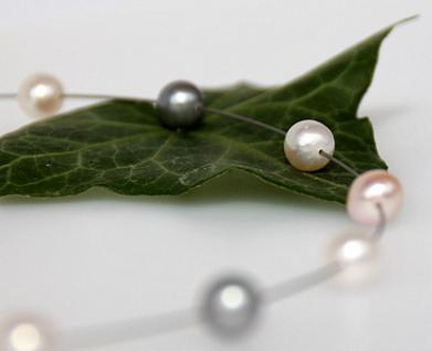 Perlenkette Draht - Vorschau 4