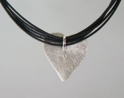 Anhänger Herz Silber - Vorschau 2