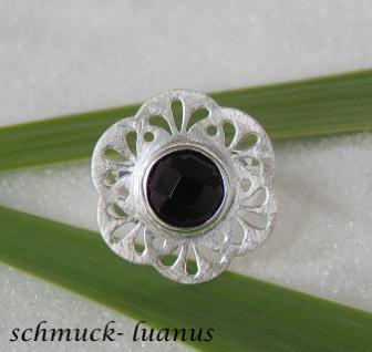 Ring Silber Onyx - Vorschau 1